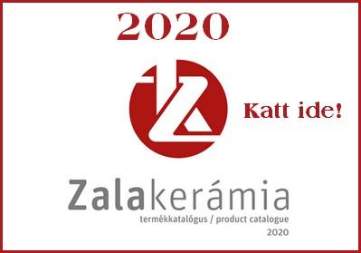 Zalakerámia nagykatalógus 2020